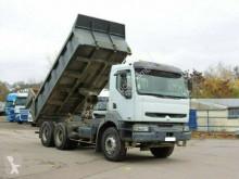 Renault Kerax 370dci*2 seite Kipper *6X4* truck used tipper