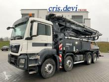 Camion pompe à béton MAN TGS 35.440 8x4 Cifa K42L-RZ | 5 Knick