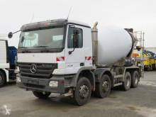 Camion Mercedes Actros 3236 B 8x4 Betonmischer Deutsch, Stetter