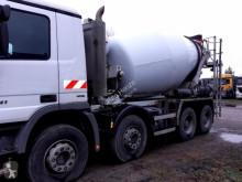Camion béton toupie / Malaxeur Mercedes Actros 3241 B 8x4 Betonmischer Deutsch, Stetter