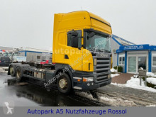 Scania chassis truck R420 6x2 Wechselfahrgestell Liftachse Euro V
