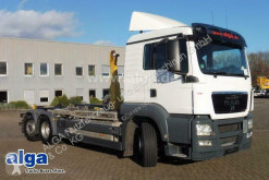 Camion multibenne MAN 26.440 TGS BL 6x2, Palfinger T20, Intarder,Klima