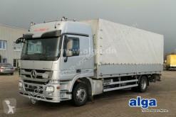 Camion plateau ridelles Mercedes 1836 L Actros 4x2, Euro 5, 7.100mm lang, AHK,LBW