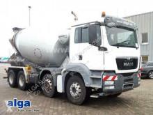 Camion citerne pulvérulent MAN 32.400 TGS BB 8x4, Liebherr 9m³, Euro 5, klima