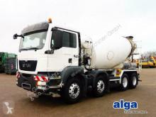 MAN 32.400 TGS BB 8x4, Liebherr 9m³, Euro 5, Klima truck used concrete mixer
