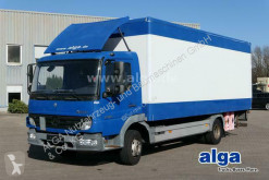 Camion fourgon Mercedes Atego 1218 Atego/Koffer 6,44 m. lang/LBW/Spoiler