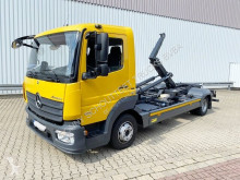 Mercedes Atego 822 L 4x2 822 L 4x2, Cityabroller truck used hook arm system