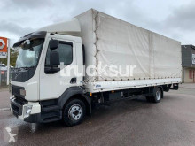 Camión lona corredera (tautliner) Volvo FL