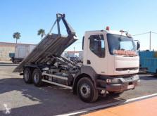 Kamión hákový nosič kontajnerov Renault Kerax 370.26 (6X4)