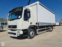 Volvo függönyponyvaroló teherautó FL 240-16