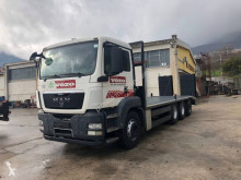MAN TGS 35.400 truck used heavy equipment transport