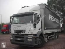 Kamión valník s bočnicami a plachtou Iveco Stralis 260 E 31