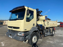 Renault two-way side tipper truck Kerax 270 DCI
