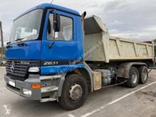 Mercedes construction dump truck Actros 2631