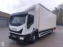 Iveco Eurocargo 120 E 22 P truck used plywood box