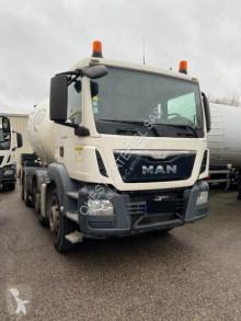 Kamión MAN TGS 32.360 TM betonárske zariadenie domiešavač ojazdený
