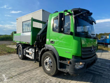 Camion Mercedes Atego 1524 benne occasion