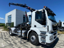 Iveco hook arm system truck Stralis