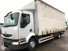 Kamión plachtový náves Renault Midlum 270