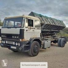 Camion DAF 2500 ATI bi-benne occasion