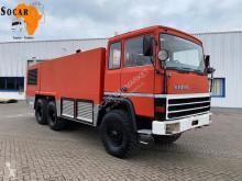 Vrachtwagen brandweer Renault THOMAS VP 2644 CRASHTENDER SIDES FIRE TRUCK