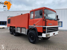 Renault fire truck THOMAS VP 2644 CRASHTENDER SIDES FIRE TRUCK