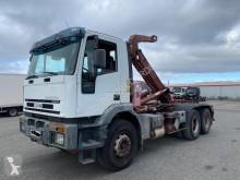 Iveco Eurotrakker 260E38 truck used hook arm system