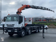 Camion Iveco Trakker 410 plateau standard occasion