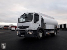 Renault Premium 270.19 DISTRIBUTION truck used oil/fuel tanker