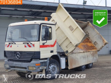 Mercedes Actros 2636 truck used two-way side tipper