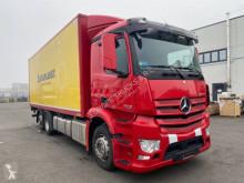 Teherautó Mercedes Antos 2543 használt költöztetés furgon