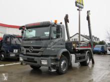 Camion multibenna Mercedes Axor 1833 K Absetzkipper Meiller AK 12 MT