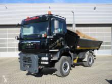 MAN TG-M 13.290 4x4 BL 2-Achs Allradkipper Winterdienstausrüstung LKW gebrauchter Kipper/Mulde