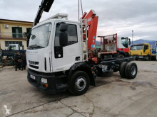 Iveco Eurocargo 160 E 22 K tector truck used chassis