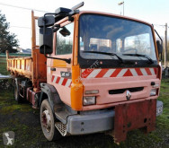 Renault Midliner 180 truck used three-way side tipper