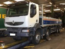 Camion Renault Kerax 430.32 plateau ridelles occasion
