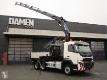 Ciężarówka Volvo FMX 540 platforma używana