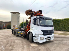 Mercedes MERCEDES 25.33 SCARRABILE con gru marchesi truck used hook arm system