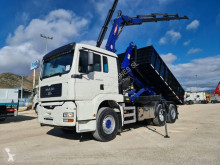 Lastbil containertransport MAN TGA 26.410