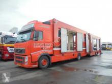 Camion remorque porte voitures Volvo FH
