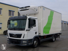 MAN refrigerated truck TGL 12.250*Euro 6*ThermoKing T-800*Rohrbahnen*