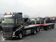 Camion châssis Volvo FH 500 / XXL / 6X2 / BDF - 7,35 M+ TRAILER 7,35M