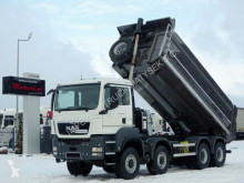 Camión volquete MAN TGS 41.440/8X6/TIPPER/MANUAL/KH-KI TIRES