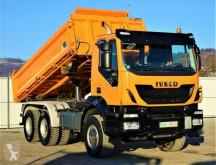 Kamion Iveco Trakker 450 Kipper+Bordmatic 4,90m*6x4 !! korba použitý