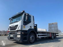 Iveco heavy equipment transport truck Stralis AD 260 S 33