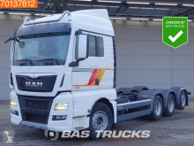 MAN TGX truck used chassis