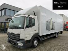 Camion Mercedes Atego Atego 816 /Ladebordwand/Seitentür/Rück fourgon occasion