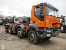 Iveco hook arm system truck Eurotrakker MP 340 E 38