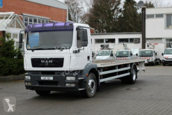MAN TGM 18.290 E5 /Plattform 8m/Klima/Ladebordwand truck used dropside