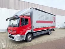 Mercedes tautliner truck Atego 1530 L 4x2 1530 L 4x2, Edscha-Verdeck